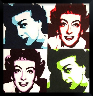 Joan Crawford in Queen Bee 1955